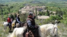 Randonneur à cheval